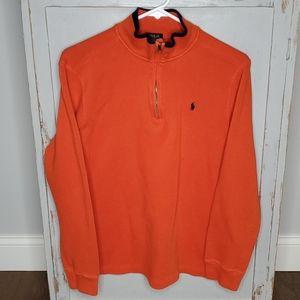 Polo Ralph Lauren Boys XL (18-20) 1/4 Zip Sweater